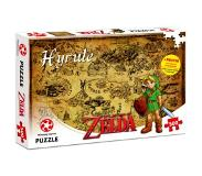 Winning Moves Palapeli: The Legend of Zelda - Hyrule (500 pc) LAUTA