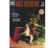 Book Complete Rock Keyboard Method Complete Edition: Book & CD