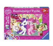 Ravensburger Palapeli My Little Pony 2x12p