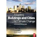 Book Adapting Buildings and Cities for Climate Change