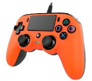 Nacon Nacon Wired Compact Ohjain [Orange] (PS4)