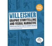 Book Graphic Storytelling and Visual Narrative
