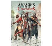 Microsoft Assassin's Creed Chronicles – Trilogy, Xbox One Perus+Add-on Xbox One Englanti videopeli
