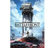 Electronic Arts Star Wars Battlefront, PlayStation 4 videopeli Perus