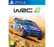 BigBen Interactive WRC 6, PS4 Perus PlayStation 4 videopeli