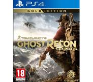 Ubisoft Tom Clancy's Ghost Recon Wildlands Gold Edition, PS4 videopeli Kulta PlayStation 4