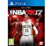 2K NBA 2K17, PlayStation 4 Perus PlayStation 4 videopeli