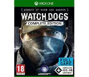 Ubisoft Watch_Dogs: Complete Edition, Xbox One videopeli Perus+Add-on+DLC