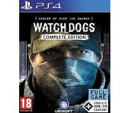 Ubisoft Watch_Dogs: Complete Edition, PS4 videopeli Perus+Add-on+DLC PlayStation 4