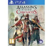 Ubisoft Assassin's Creed Chronicles, PS4 videopeli PlayStation 4