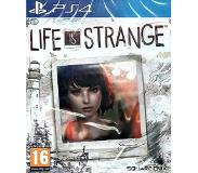 Square Enix Life is Strange, PS4 Perus PlayStation 4 videopeli