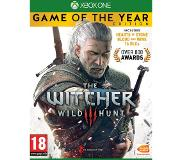 Namco Bandai Games The Witcher 3: Wild Hunt Game of the Year Edition, Xbox One videopeli