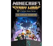 Telltale Games Minecraft: Story Mode - The Complete Adventure, Xbox ONE Perus Xbox One videopeli