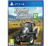 Pan vision Farming Simulator 17 Perus PlayStation 4 videopeli