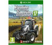 Pan vision Faming Simulator 17 Perus Xbox One videopeli