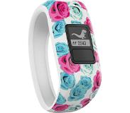 Garmin VIVOFIT JR REL FLOWER WH