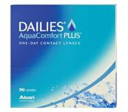 Alcon DAILIES AquaComfort Plus 90 kpl