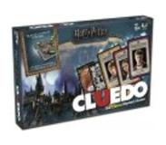 Retrospelbutiken.se Cluedo Harry Potter (2nd Edition) - Lautapeli