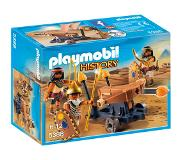 Playmobil Playset History Egyptian Troop With Ballista Playmobil 5388 (30 pcs)
