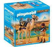 Playmobil Playset History Egyptian With Camel Playmobil 5389