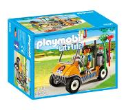 Playmobil Playmobil: City Life - Zookeepers Cart, 46 Pieces