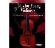 Book Solos for Young Violinists, Vol 1: Selections from the Student Repertoire