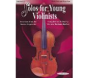 Book Solos for Young Violinists, Vol 3: Selections from the Student Repertoire