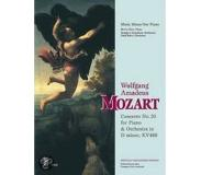 Book Mozart Concerto No. 20 in D Minor, Kv466