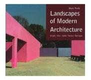 Book Landscapes of Modern Architecture