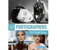 Book 50 Photographers You Should Know
