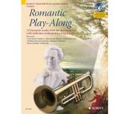 Book Romantic Play-Along for Trumpet: Twelve Favorite Works from the Romantic Era with a CD of Performances & Backing Tracks