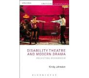 Book Disability Theatre and Modern Drama