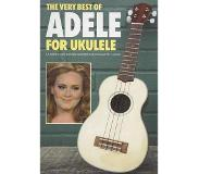 Book The Very Best of Adele for Ukulele