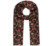 Vero moda VMROSE MIX LONG SCARF Huivi lipstick red One Size