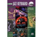 Book Complete Jazz Keyboard Method: Mastering Jazz Keyboard, Book & Online Audio