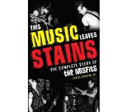 Book This Music Leaves Stains