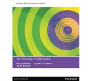 Book Technique of Orchestration, The: Pearson New International Edition