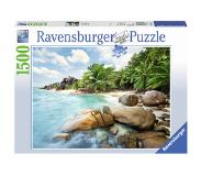 Ravensburger Palapeli: Amazing Beach (1500pc) LAUTA