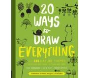 Book 20 Ways to Draw Everything