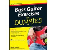Book Bass Guitar Exercises For Dummies
