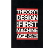 Book Theory and design in the first machine age