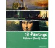 Book 13 Paintings Children Should Know