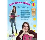 Book Girl's Ukulele Method 1: Everything a Girl Needs to Know about Playing Ukulele! [With CD (Audio)]