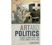 Book Art and Politics: A Small History of Art for Social Change Since 1945