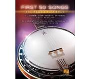 Book First 50 Songs You Should Play on Banjo