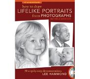 Book How to Draw Lifelike Portraits from Photographs