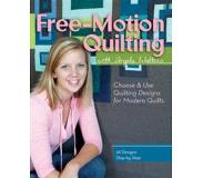 Book Free-Motion Quilting With Angela Walters