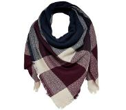 Only ONLALDINA CHECK SCARF Huivi port royale One Size