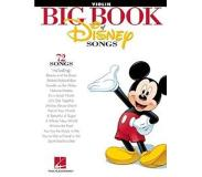 Book The Big Book of Disney Songs: Violin