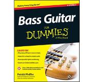 Book Bass Guitar For Dummies